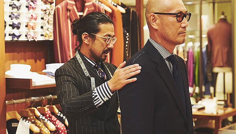トゥモローランドのオーダースーツを作ると、何故「ビジネススキル」が上がるのか?