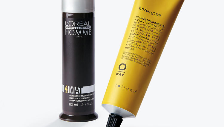 男性美容研究家 藤村岳の「朝刊よりもカガミの前の5分」VOL.02 大人の整髪剤