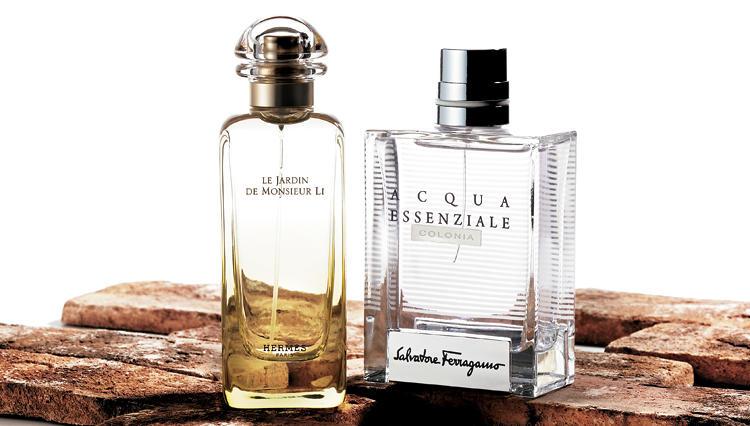 男性美容研究家 藤村岳の「朝刊よりもカガミの前の5分」VOL.18 夏の香水