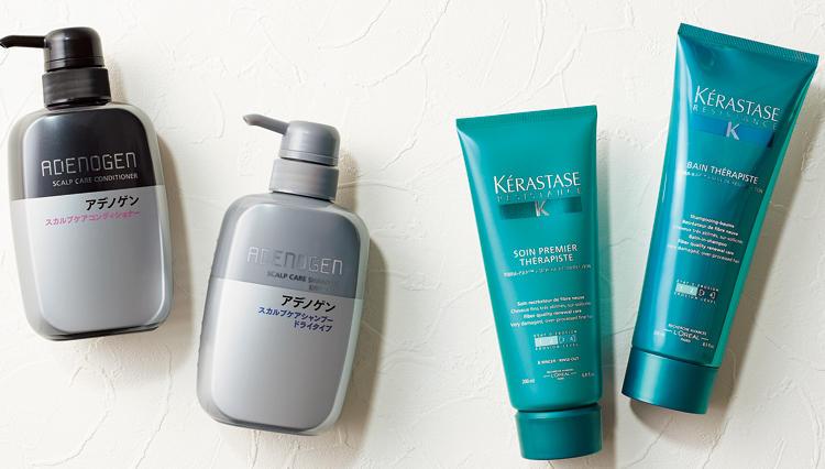 男性美容研究家 藤村岳の「朝刊よりもカガミの前の5分」VOL.24 シャンプー選び