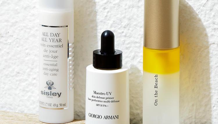 男性美容研究家 藤村岳の「朝刊よりもカガミの前の5分」VOL.28 紫外線対策