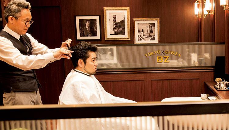 男性美容研究家 藤村岳の「朝刊よりもカガミの前の5分」VOL.30 バーバー