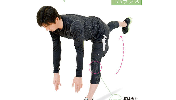 日常で、ゴルフで、ブレない下半身を作る!【深堀式 体幹トレーニングvol.7】