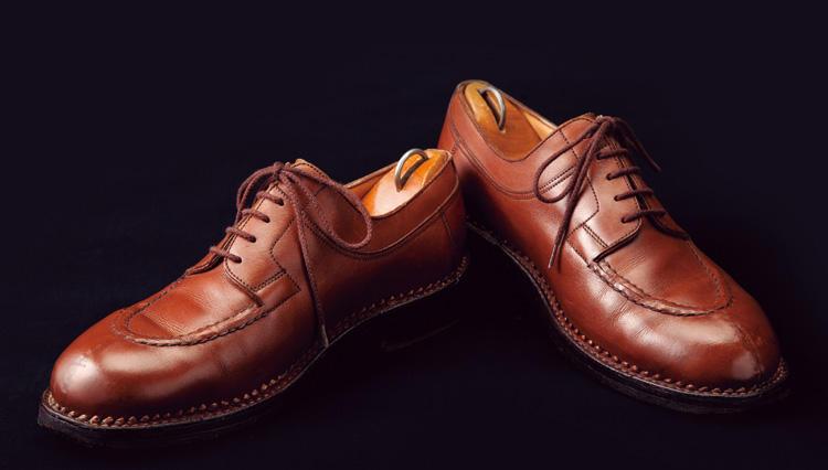 """履きこんでわかった名靴の真価、私の""""思い出""""ジェイエムウエストン"""