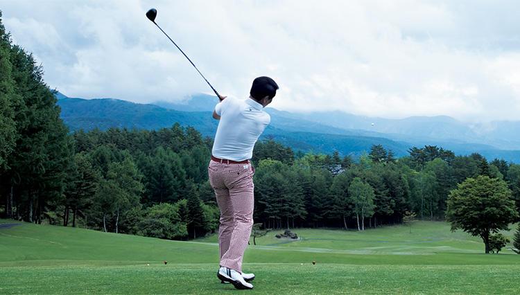 """【中井貴一の好貴心】vol.5《""""笑いとマナー""""のゴルフ論》"""