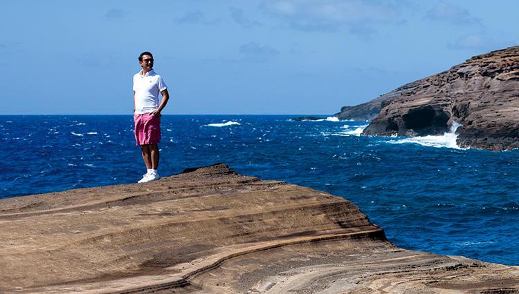 俳優・中井貴一は何故ハワイに魅了されたのか──?