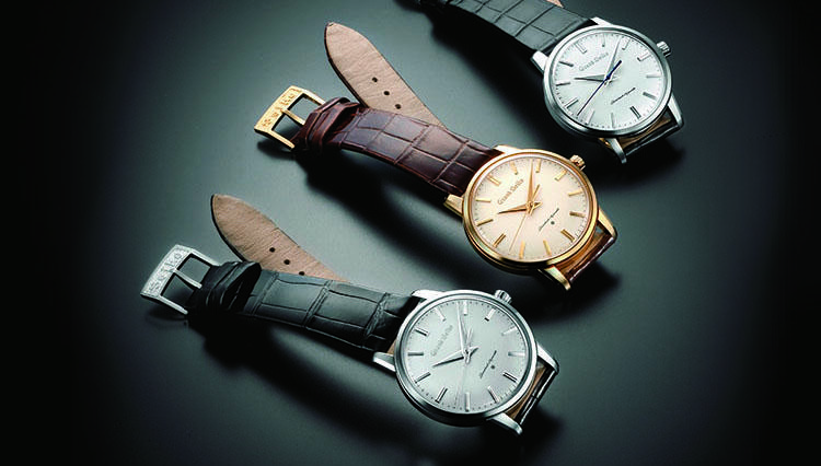 グランドセイコーの腕時計【傑作はこうして作られる】