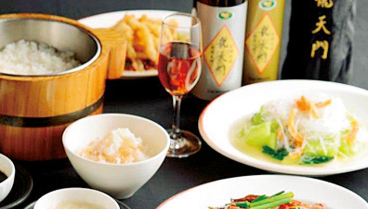広東料理「龍天門」にて中国食文化を感じさせるフードフェア開催