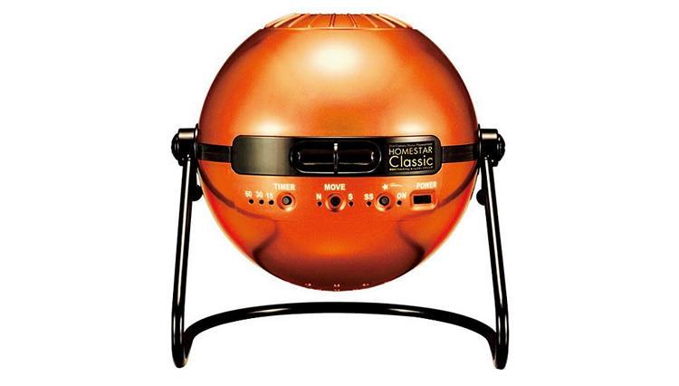 人気家庭用プラネタリウムのシリーズ発売10周年はオレンジの限定色!