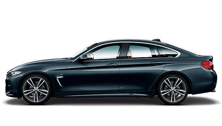 BMW4シリーズグラン クーペの特別限定車200台が発売!