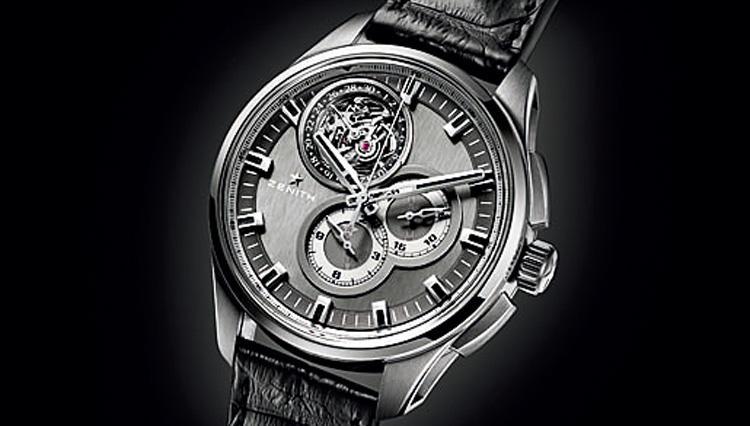 老舗時計ブランド、ゼニスの新作「エル・プリメロ トゥールビヨン チタン」発売