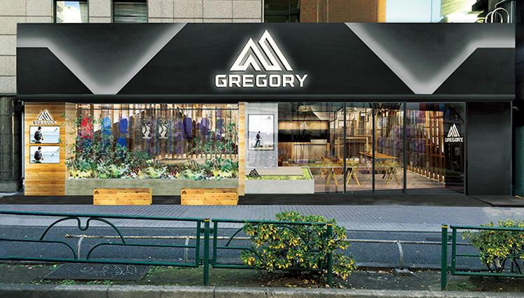 グレゴリーの旗艦店が原宿にニューオープン!