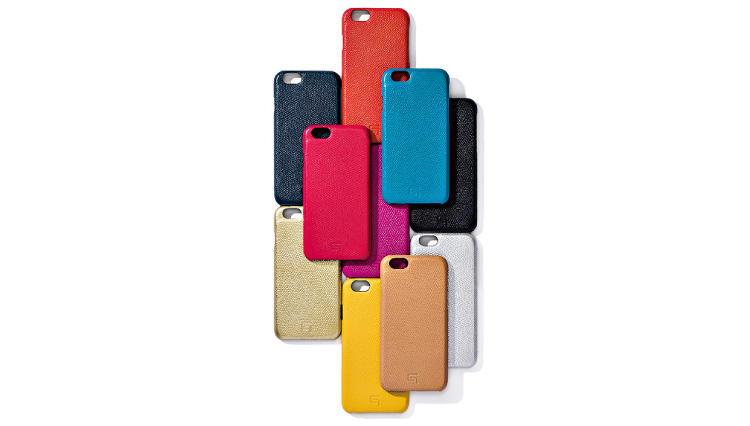 上質な牛皮革を使用! 差をつける iPhone 6 / iPhone 6s用ケース