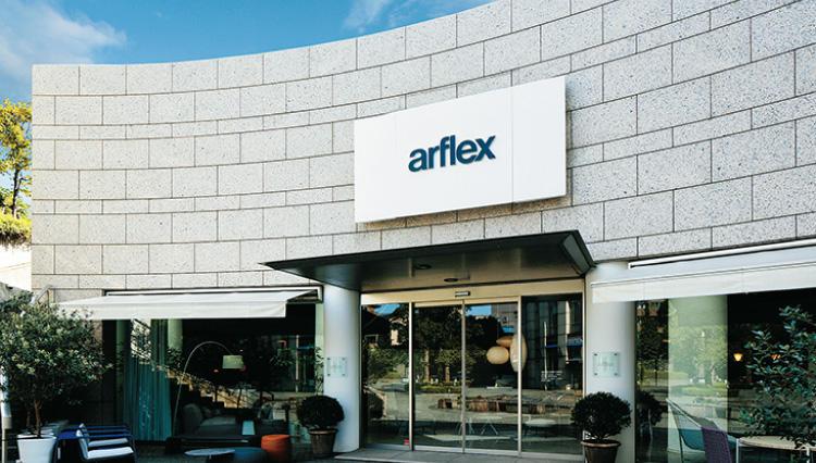 アルフレックス東京の直営店がリニューアルオープン