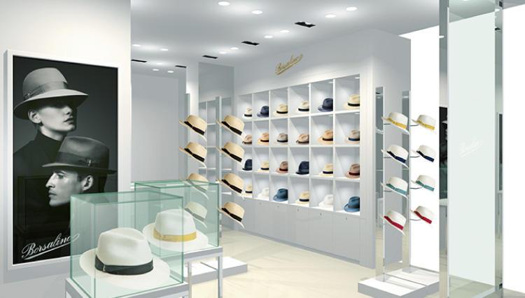 ボルサリーノ 大丸東京店がリニューアルオープン!