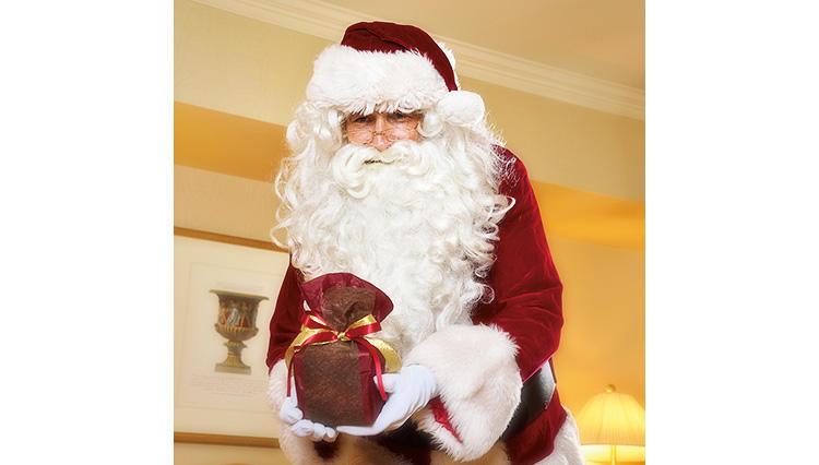 赤ちゃんの思い出に残るクリスマスに「Baby'sファーストクリスマス」