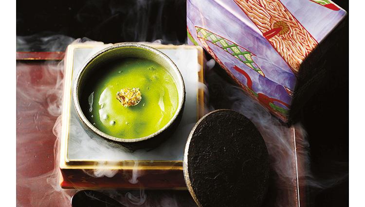 お伽話の世界観をカクテルで表現 1〜2月は「浦島太郎」が味わえる