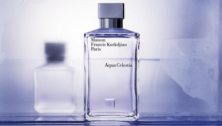 究極の安らぎへ導く香り「アクア セレスティア オードトワレ」