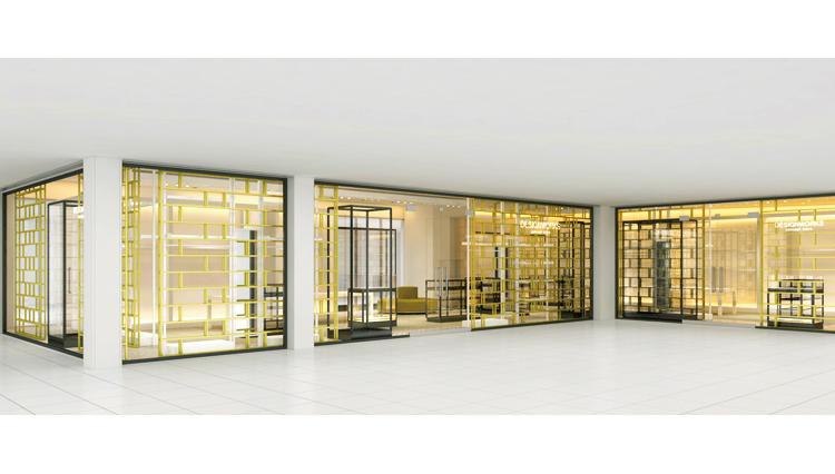 DESIGNWORKS concept storeミッドランドスクエア店がリニューアル