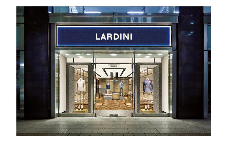 日本国内初オープン ラルディーニ東京店