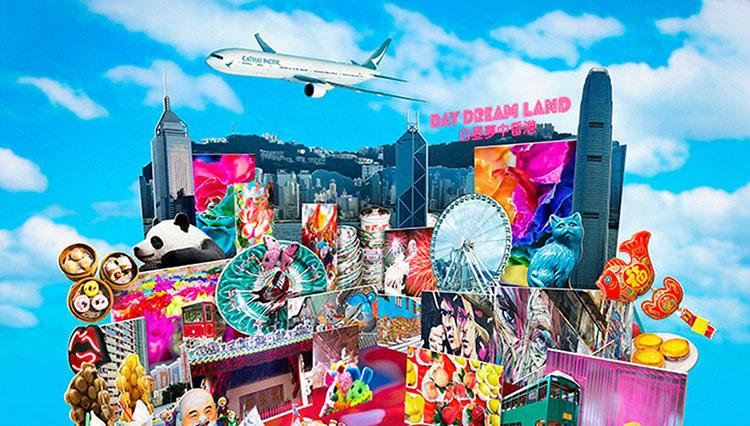 「蜷川実花 × 香港 by Cathay Pacific」で大人のテーマパーク 香港へ