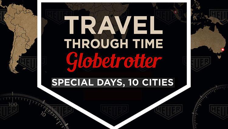 タグ・ホイヤー「世界を旅するホイヤー・ヴィンテージ」展、世界10都市で同時開催!