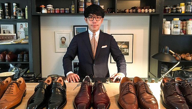 気鋭のシューシャイナーが競演!「ウイスキーナイト」で靴磨きを無料体験すべし