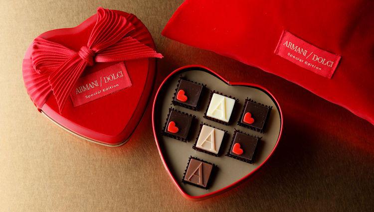 アルマー二 / ドルチのバレンタイン限定チョコがオンラインでも買えるようになった!