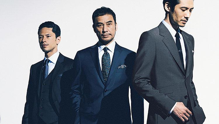 MEN'S EX創刊25周年記念「理想のモードスーツ」の 仕立て権を各1名様にプレゼント!