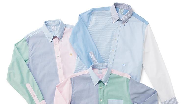 「世界に1枚のシャツ」が作れる! ブルックス ブラザーズの「ファンシャツ」カスタマイズとは?