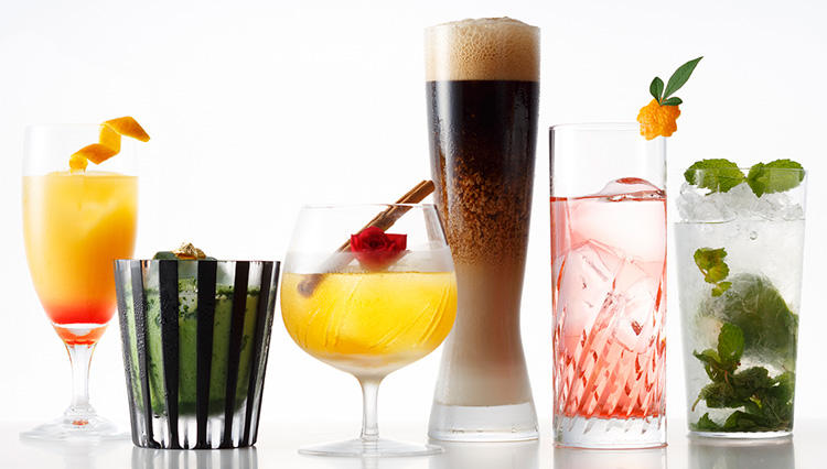 強いお酒が苦手な方や深酔いしたくない方にオススメ! 京王プラザホテルの『スマートカクテル』で楽しいお酒タイムを!