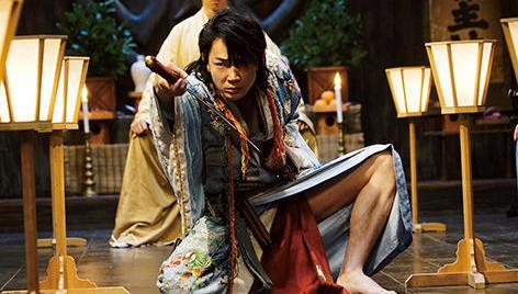 【今月の映画】なんでもありの時代劇エンタテインメント『パンク侍、斬られて候』