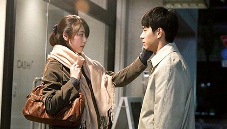 東出昌大さん主演の恋愛映画『寝ても覚めても』全国公開中