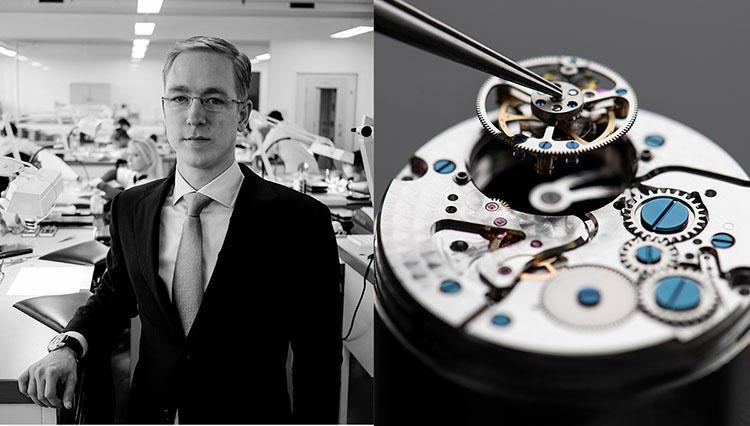 GINZA SIXでスイスの気鋭時計師によるムーブメント分解実演とトークイベントが開催