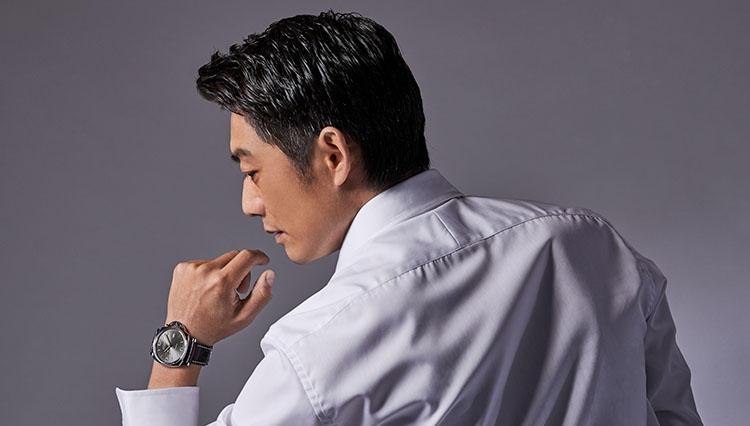 パネライ初の日本人アンバサダーに選ばれた有名俳優は、この人!