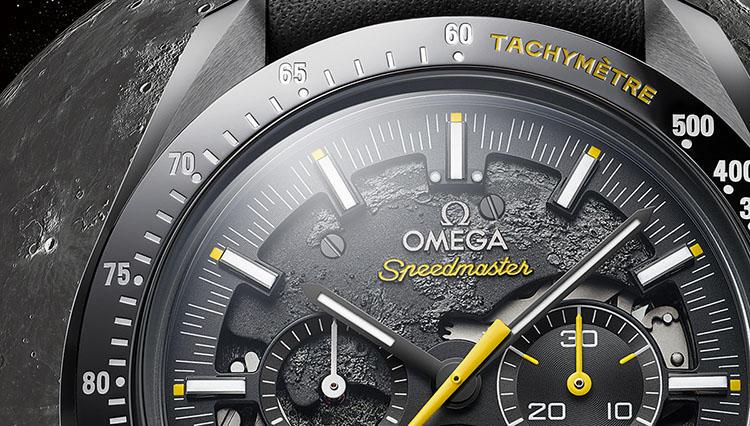 年内に滑り込み!「オメガ スピードマスター ダーク サイド オブ ザ ムーン アポロ8号」発売開始