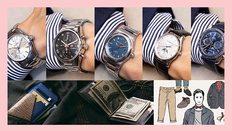 時計はやっぱり腕に乗せて見なくちゃ、その真価は分かるまい!【人気記事TOP5】