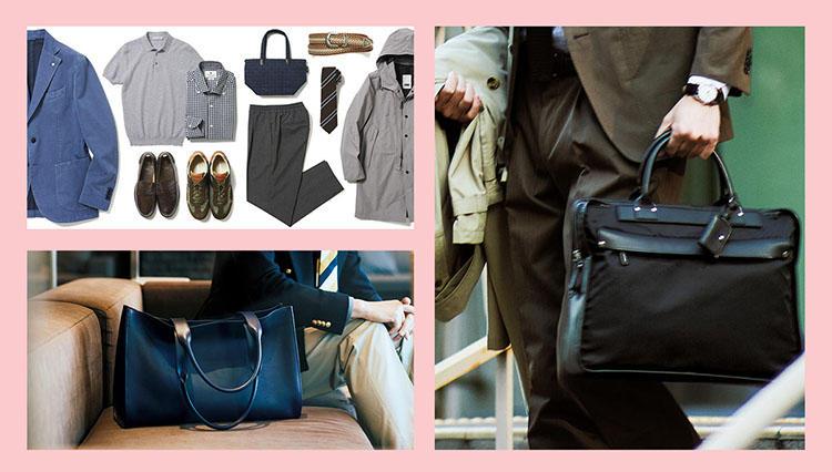 ビジネス鞄、紺ブレ、チノパン他、「男の王道アイテム」を長く楽しむには?【人気記事TOP5】