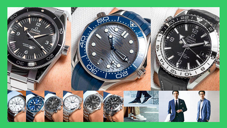 腕時計は「腕に乗せてから」買うべし!【人気記事TOP3】