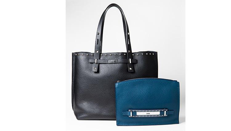 「フルラ」のバッグに、スタッズをカスタマイズできるチャンス!