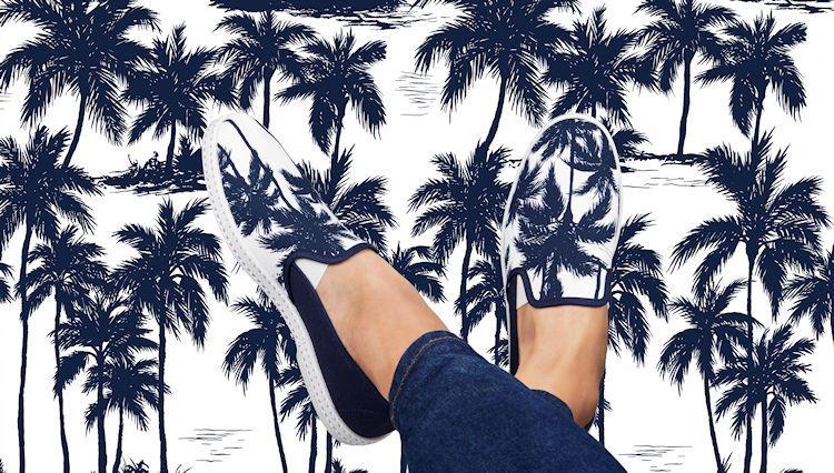 フランスの人気靴「リヴィエラ」が 代官山蔦谷書店・GINZA SIXにて 2018年春夏ポップアップストアイベントを開催