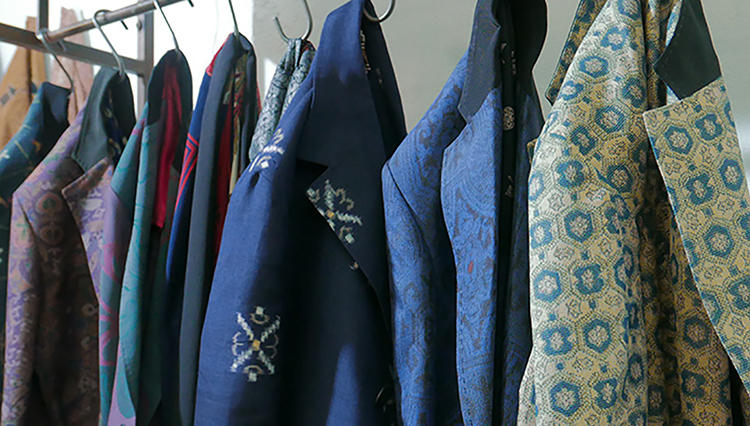 ミラノのファッション展示会「WHITE」で見つけた!注目のジャケットブランドは——?【WHITE Special Report 01】