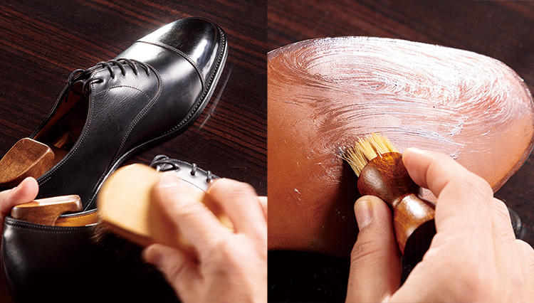 新品の高級靴をおろすときは、まず靴磨きをすべし!(スムースレザー編)【究極の靴磨き】