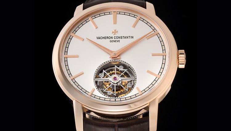 1755年創業の時計ブランド「ヴァシュロン・コンスタンタン」、初の自動巻きトゥールビヨンを発表【SIHH2018新作】