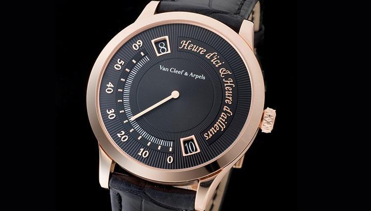 優雅な旅に出るなら男の腕にはこんな時計が理想的。ヴァン クリーフ&アーペル【SIHH2018新作】