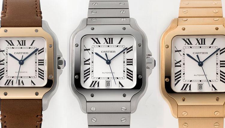 世界で一番最初の本格腕時計「サントス」、その最進化形がこちらです【SIHH2018新作】