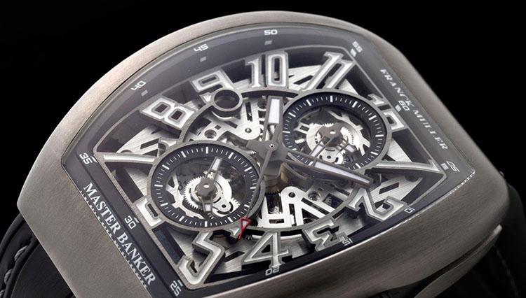 22年前、天才フランク ミュラーが銀行家のために作った時計が今年こうなった【WPHH2018新作】