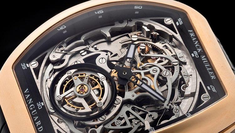 超複雑機構時計の中身って、こんなにも美しい! フランク ミュラー【WPHH2018新作】