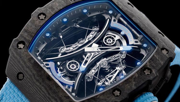 予価1億230万円、リシャール・ミルの機械式腕時計はどこがそんなに凄いのか?