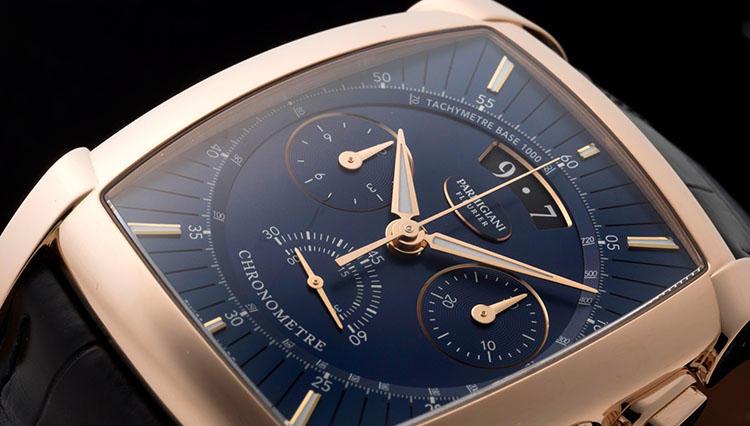 神の手を持つ聡明な時計師ミシェル・パルミジャーニの優雅な角型クロノグラフ【SIHH2018新作】